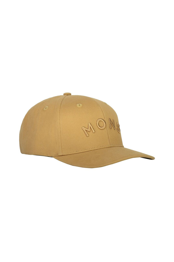 MONS ROYALE Unisex Bf Ball Cap Honey Front Angle