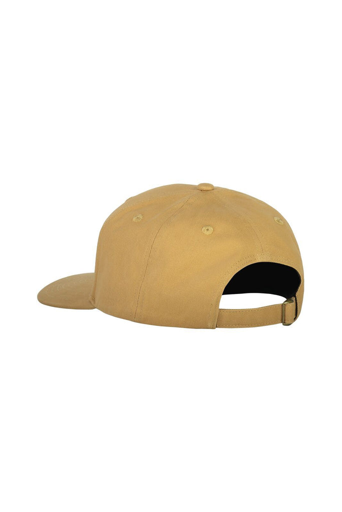 MONS ROYALE Unisex Bf Ball Cap Honey Back Angle