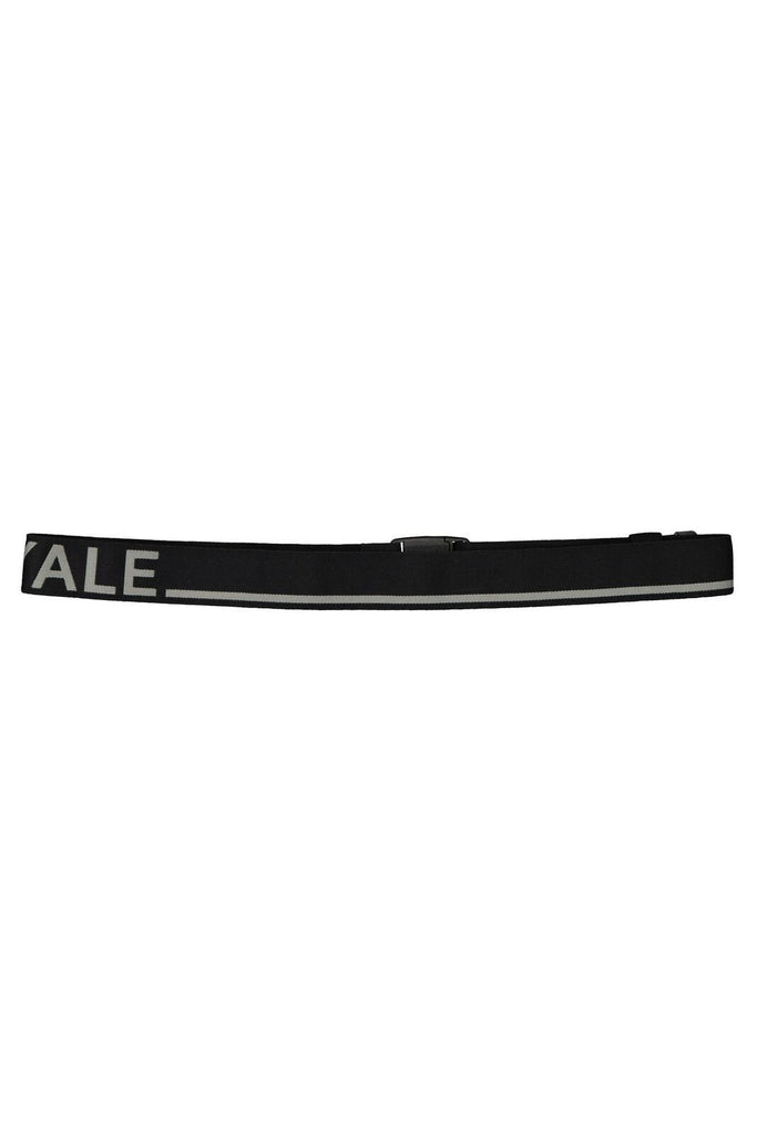 MONS ROYALE Unisex Mons Belt Black Grey Back