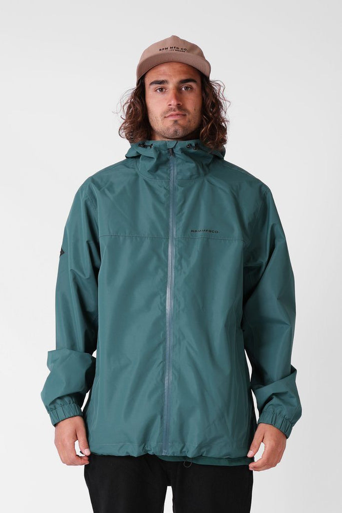 RPM Raincoat - BASE Streetwear Wanaka