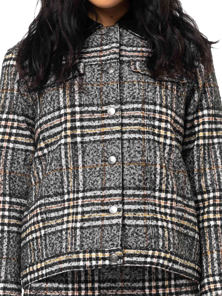 RUSTY Willow Jacket Black Closed