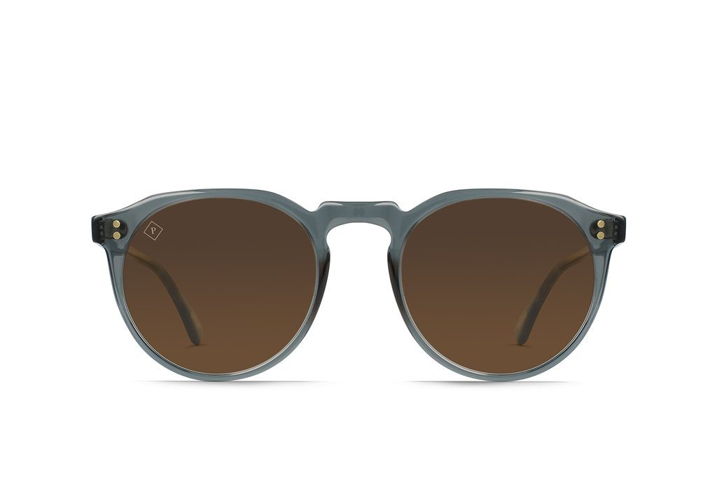 RAEN Remmy Slate Vibrant Brown Polarised 52 Front