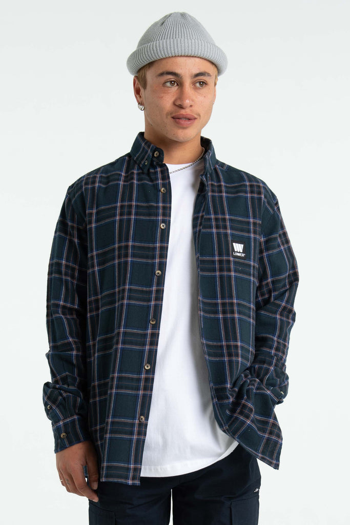 LOWER Lotown Raf Shirt - BASE Streetwear Wanaka