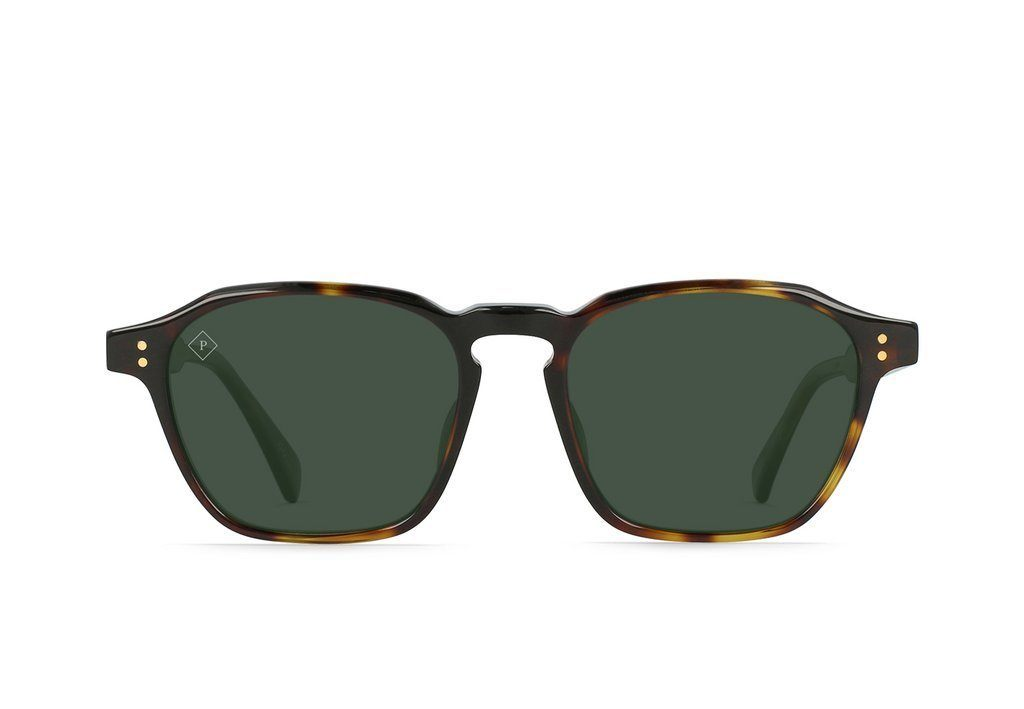 RAEN Aren Kola Tortoise Green Polarised 53 Front