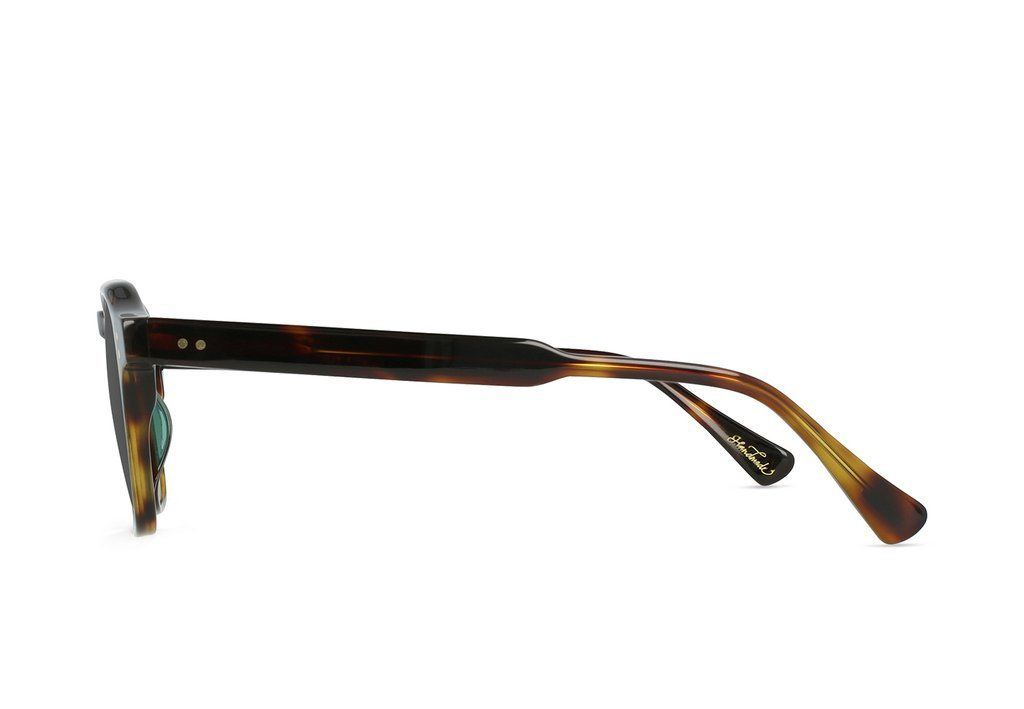 RAEN Aren Kola Tortoise Green Polarised 53 Side