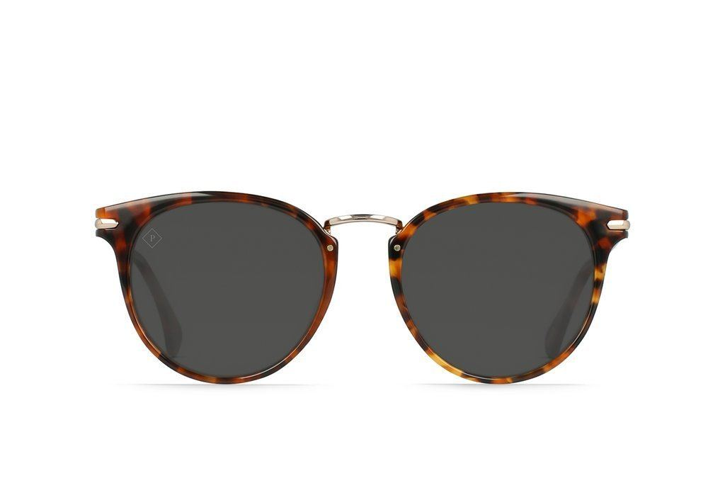 RAEN Norie Alchemy Jaguar Dark Smoke Polarised 53 Front