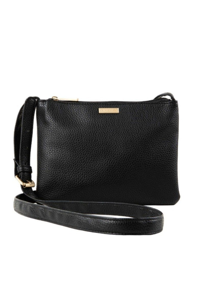 RUSTY Azalea Sidebag Black Front
