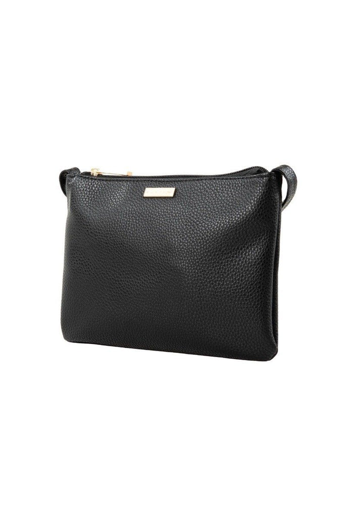 RUSTY Azalea Sidebag Black Side Angle