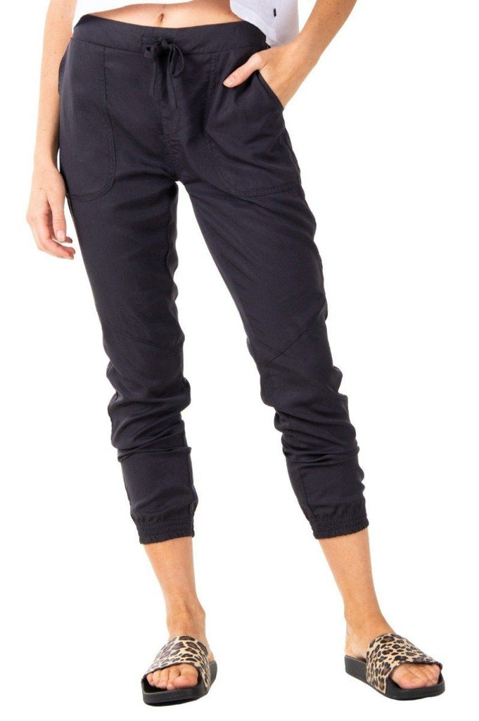 RUSTY Bounds Pant Blue Graphite Front