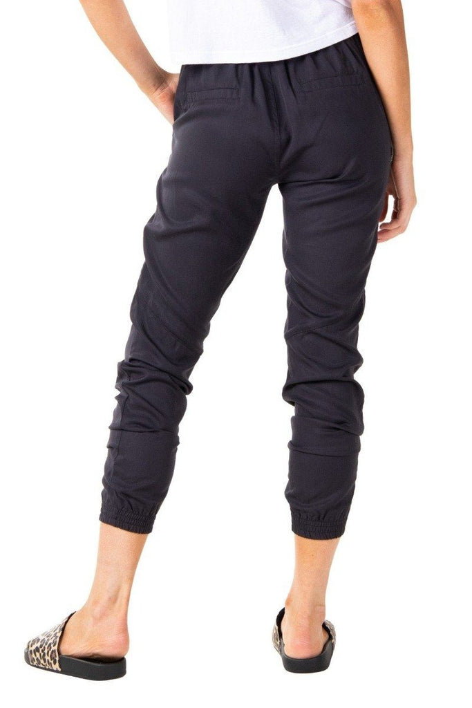 RUSTY Bounds Pant Blue Graphite Back