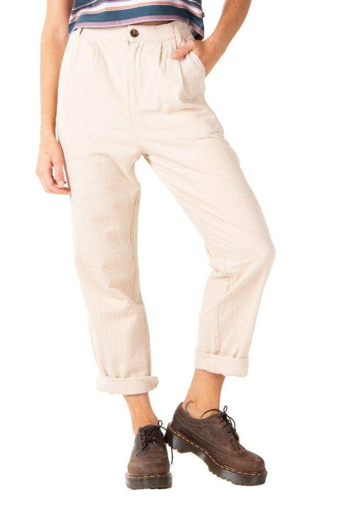 RUSTY Lovewild Pant Sable Front