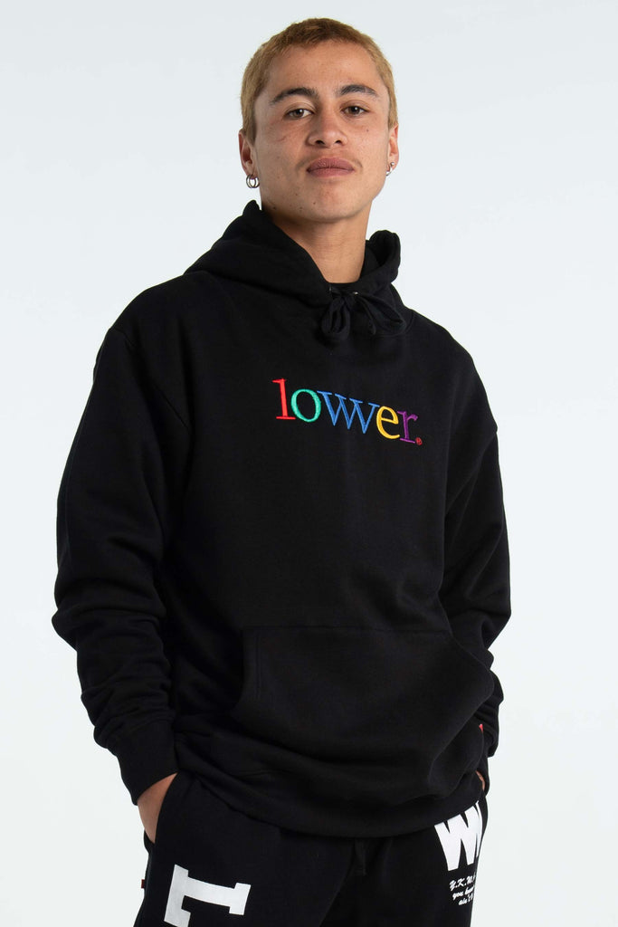 LOWER Applebox Set Hood - BASE Streetwear Wanaka