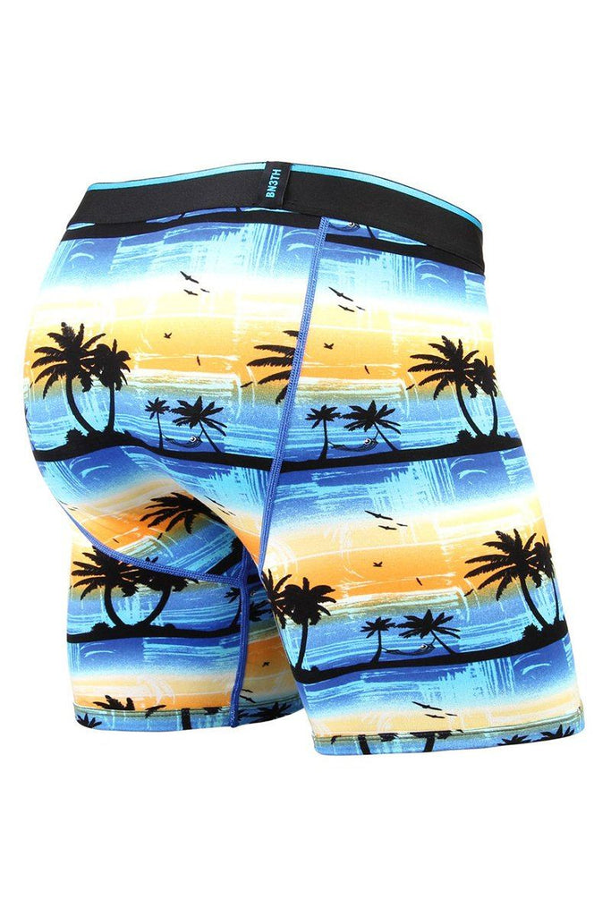 BN3TH Classic Print Horizon Playa Back