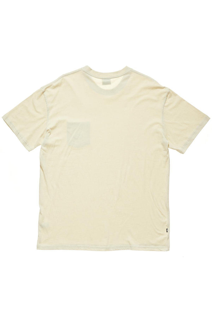 STUSSY Graffiti Pocket Tee Warmed White back
