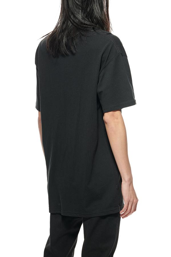 STUSSY Designs Tee Solid Black Back