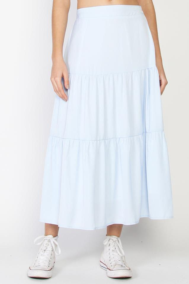 FEDERATION Tier Skirt Icey Front