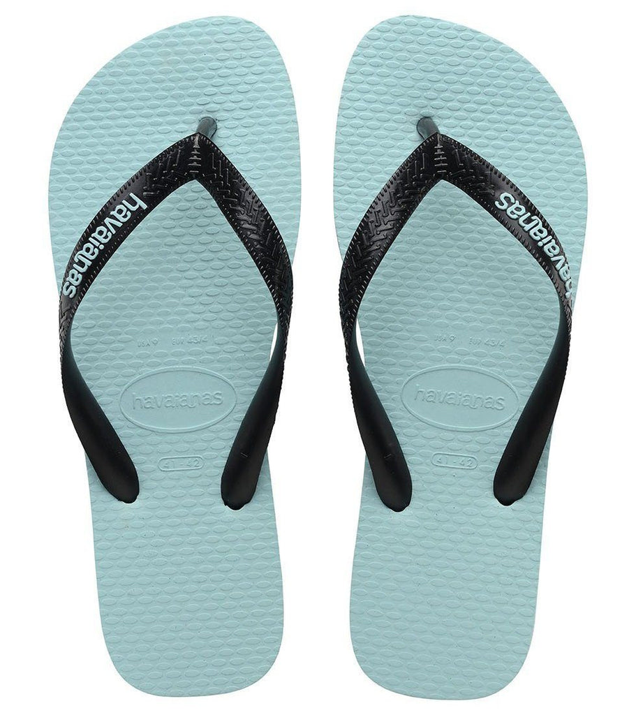 HAVAIANAS Top Original Black/Blue Pair