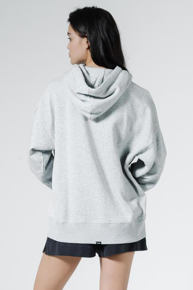 THRILLS Talla Slouch Hoodie Vintage Marle Back