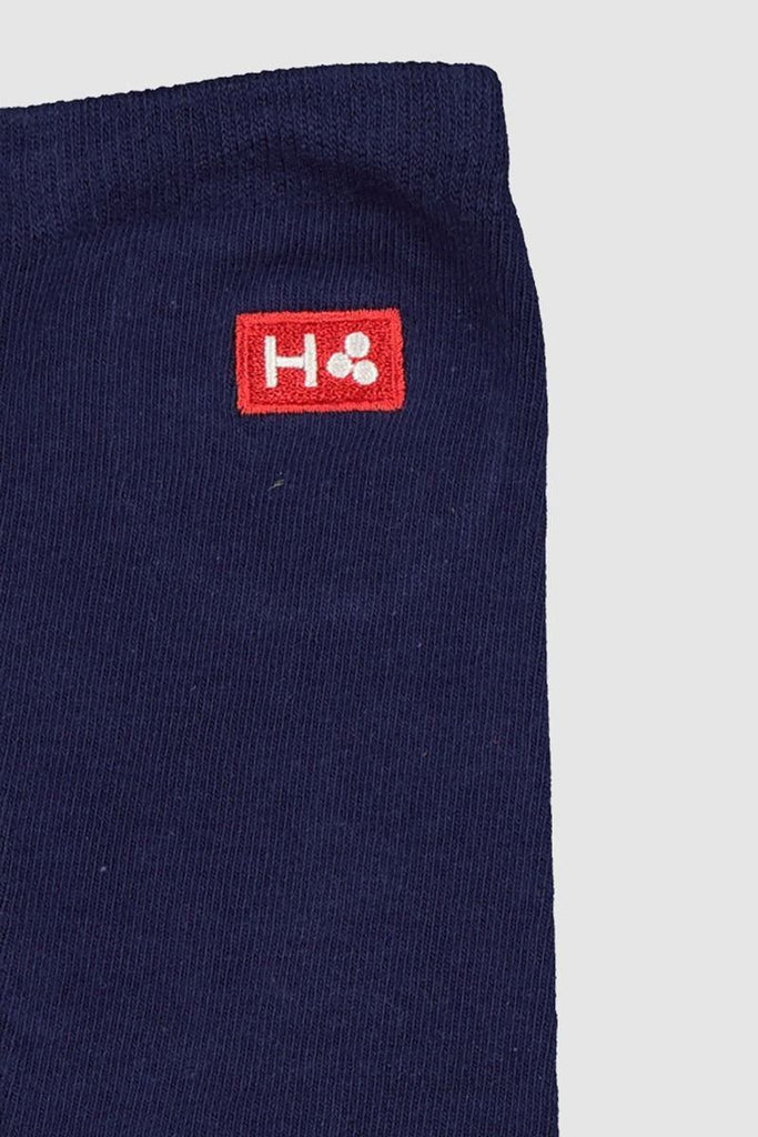 HUFFER Hold Hfr Sock Navy Detail