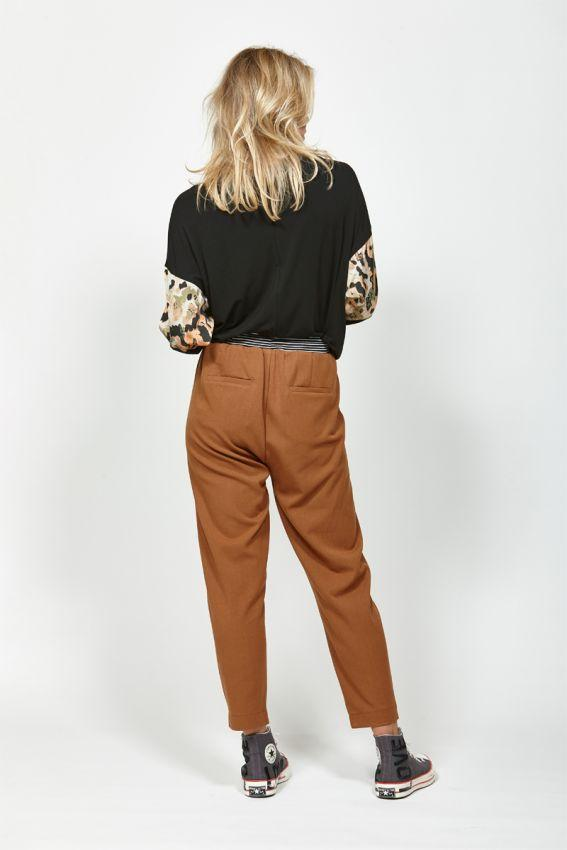 KETZ KE Kind Pant Cinnamon Back