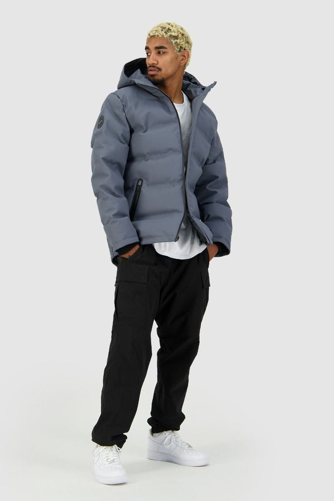 HUFFER Mens Superdown Jacket Boulder Full