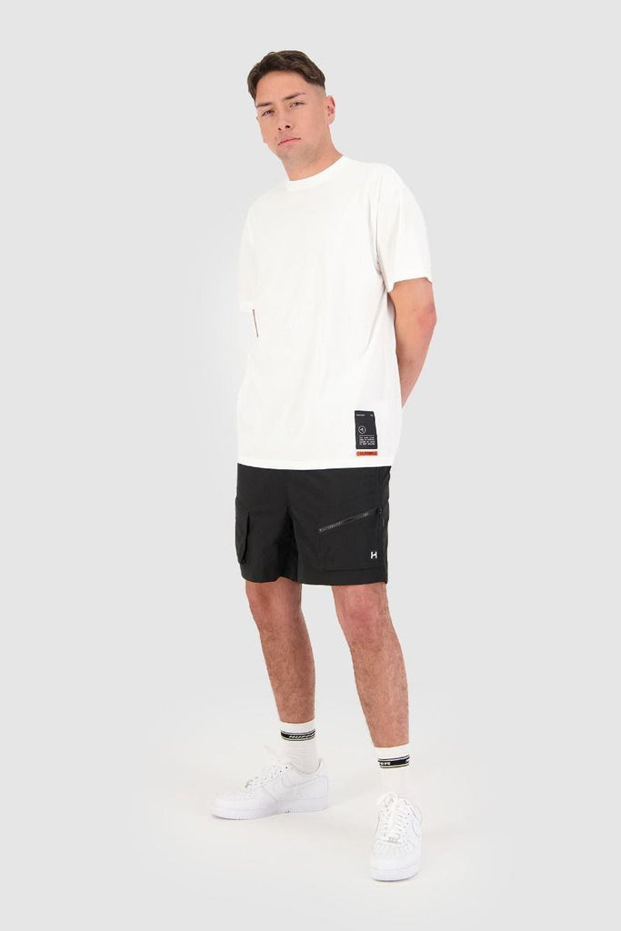 HUFFER Hike Short Black Front
