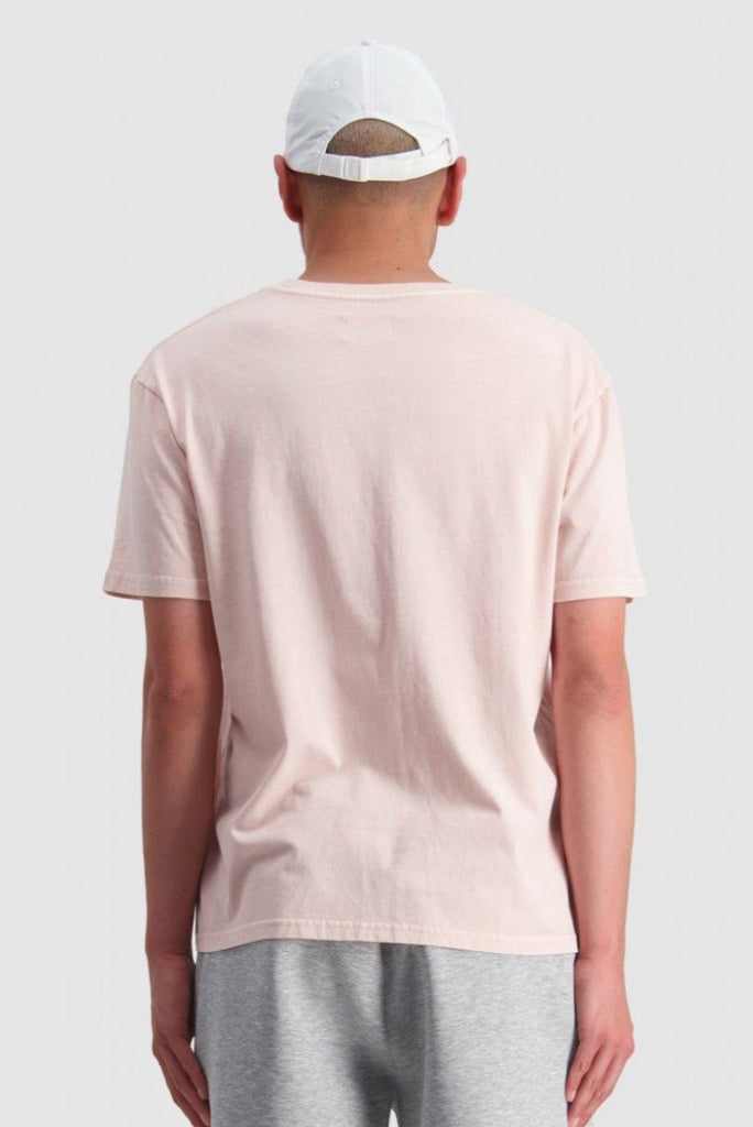 HUFFER Ground Sup Tee Gum Pink Back