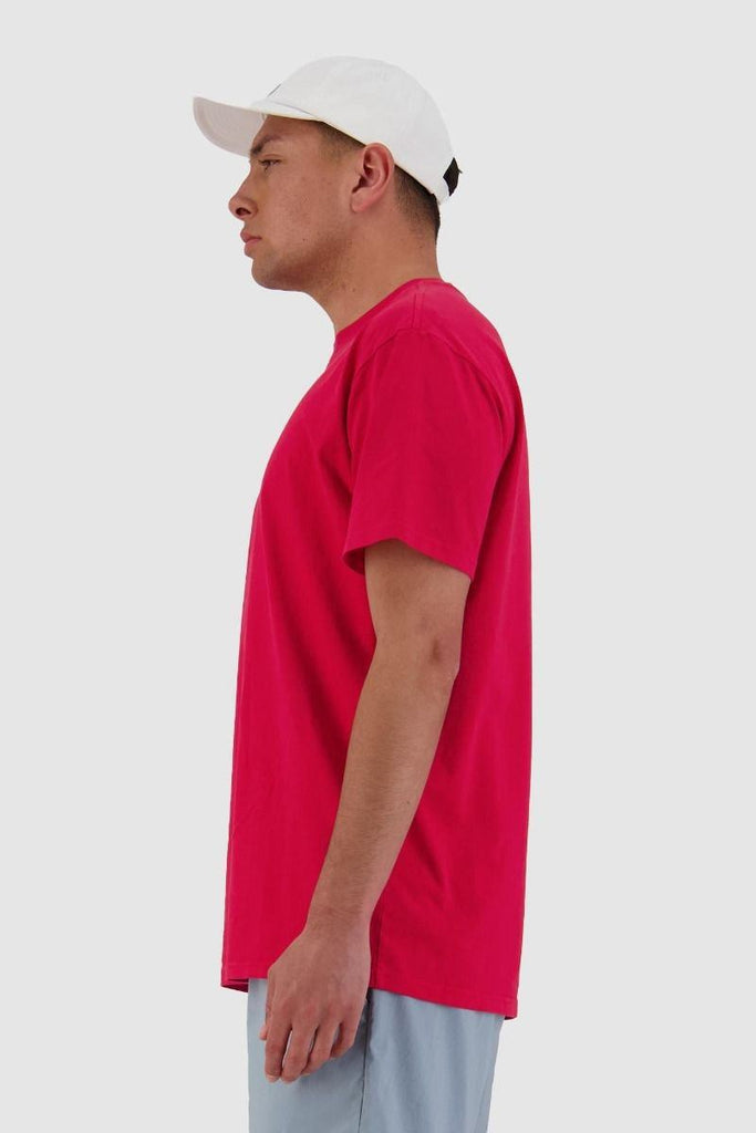 HUFFER 3 Ball Sup Tee Red Side