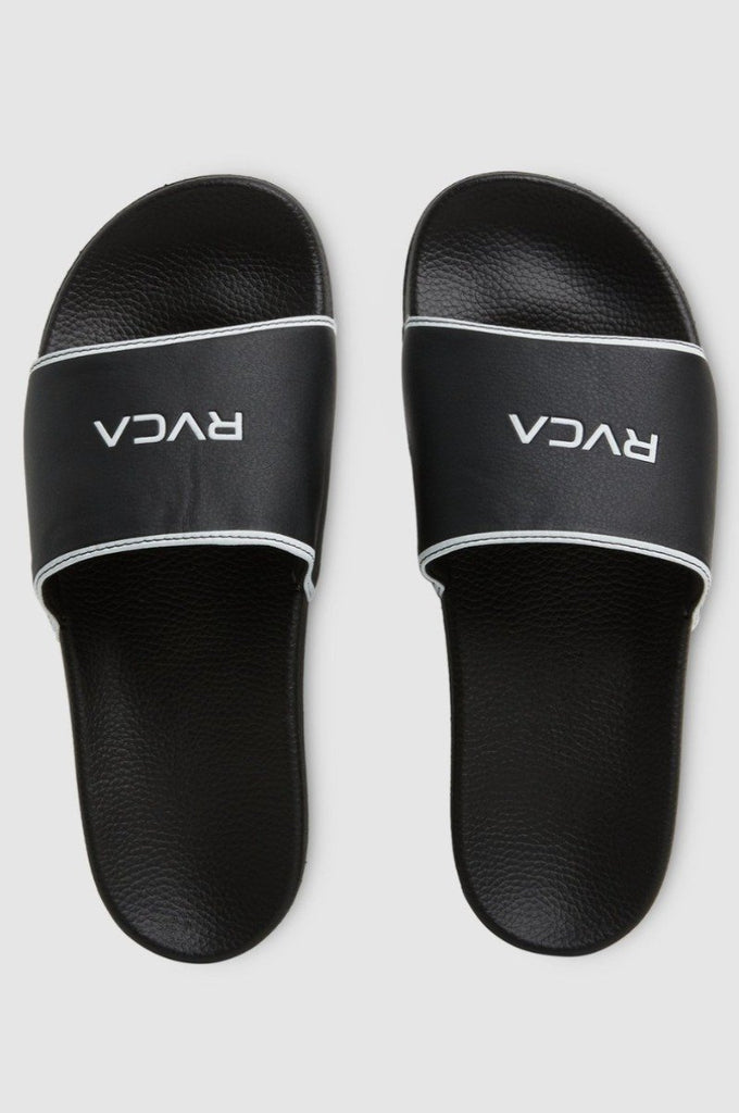 RVCA Rvca Slide Black Pair