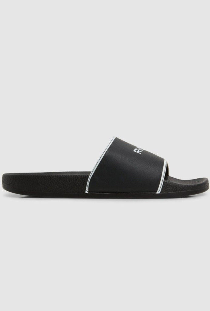 RVCA Rvca Slide Black Side