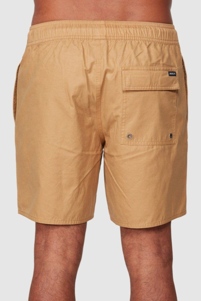 RVCA Opposites Elastic Short Honey Back