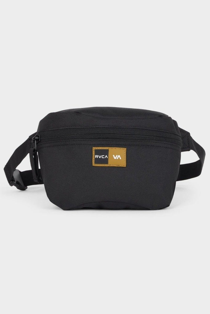 RVCA Waist Pack Black Front