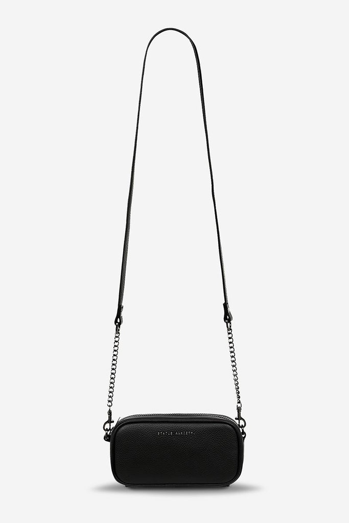 Status Anxiety New Normal Bag Black Hanging