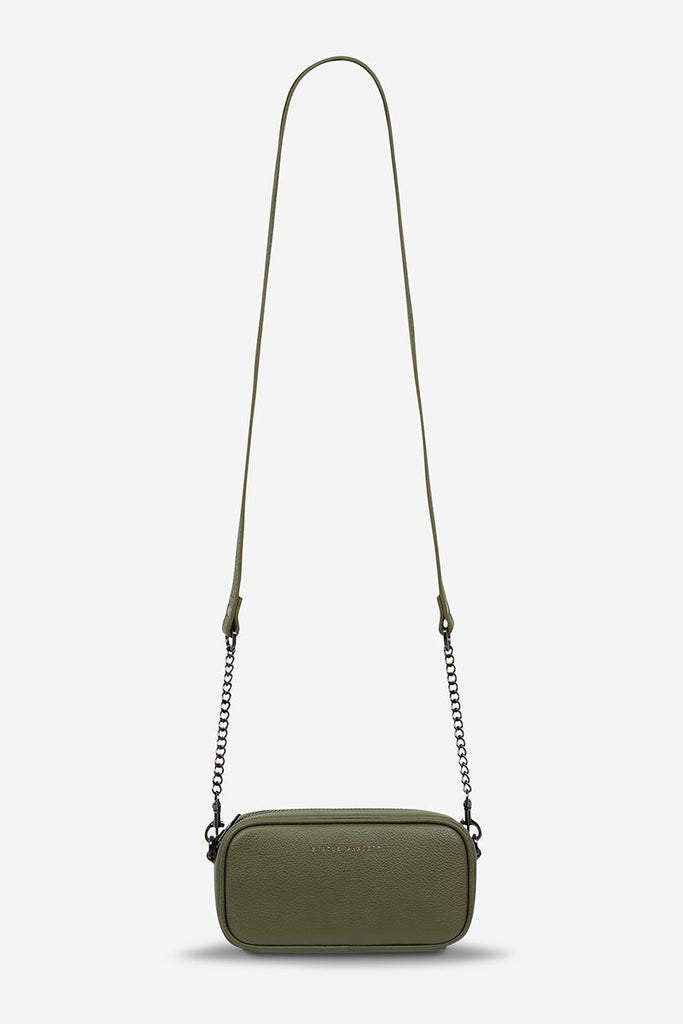 Status Anxiety New Normal Bag Khaki Hanging