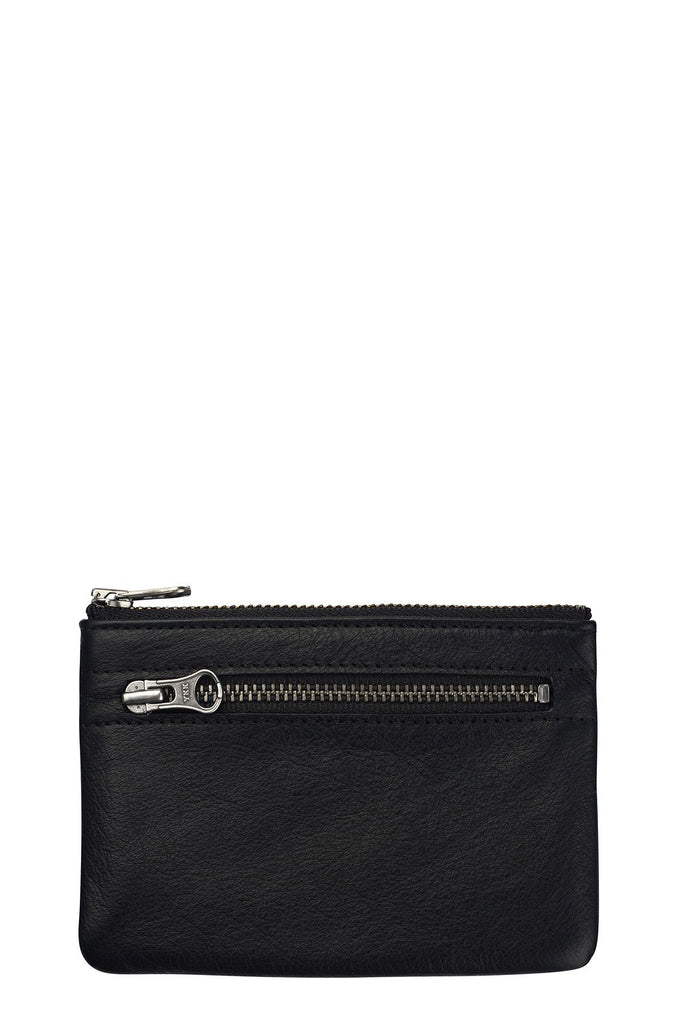 STATUS ANXIETY Anarchy Purse Black Back