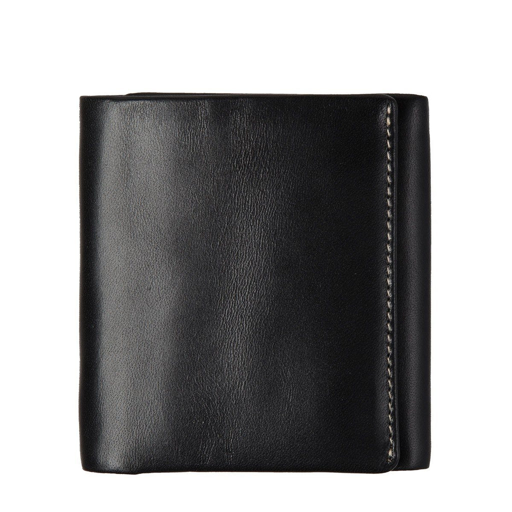 STATUS ANXIETY Vincent Wallet Black Front