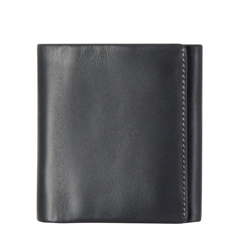 STATUS ANXIETY Vincent Wallet Charcoal Front