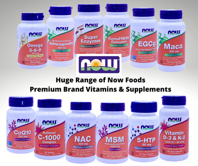 Brand Spotlight | Now Foods