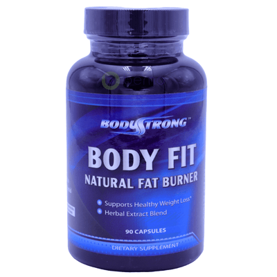 Body Fit, Natural Fat Burner, 90 caps - bemo (4420058022028)