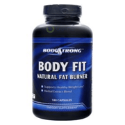 Body Fit, Natural Fat Burner, 180 caps (5587631243428)