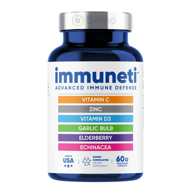 Immuneti, Advanced Immune Defence, 60s (6047393284260)