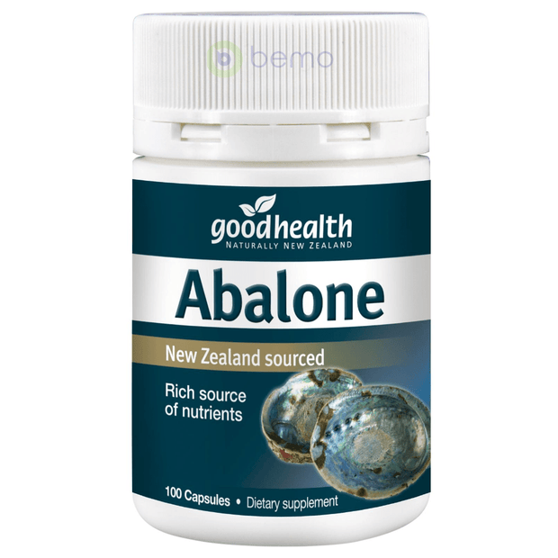 Good Health, Abalone, 100 caps (5615305588900)