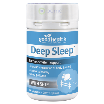 Good Health, Deep Sleep, 30 caps (5518380433572)