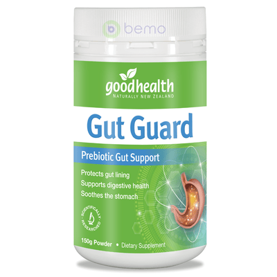 Good Health, Gut Guard, 150g (5531425603748)
