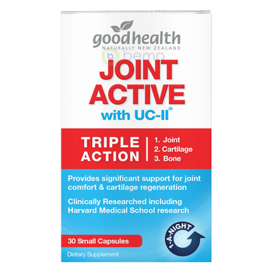 Good Health, Joint Active with UCII, 30 caps (5518380761252)