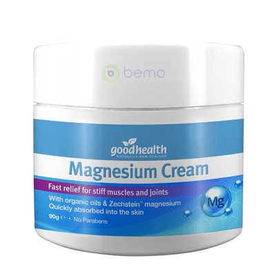 Good Health, Magnesium Cream, 90gm (5518380826788)