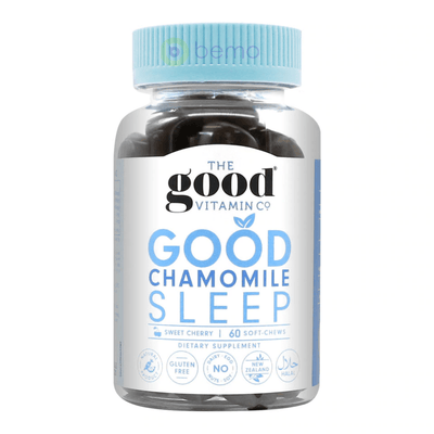 Good Vitamin Co, Chamomile Sleep, 60 Gummies (5948904833188)