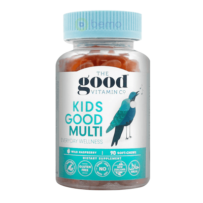 Good Vitamin Co, Kids Multi Everyday Wellness, 90 Gummies (5949308076196)