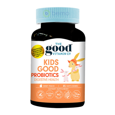 Good Vitamin Co, Kids Probiotics Digestive Health, 45 Gummies (5949560094884)