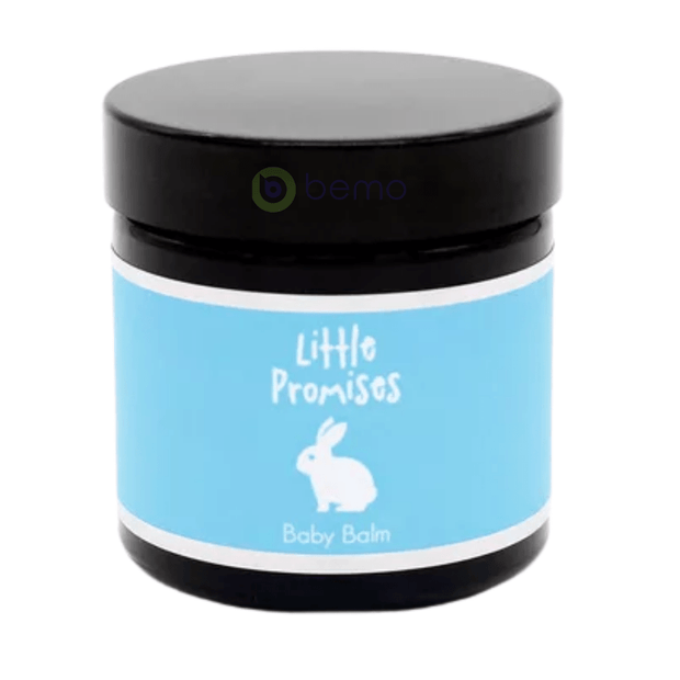 Hemp Farm, Little Promises Baby Balm, 60g (5867395973284)